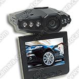 Авто камера - видеорегистратор в машину HD-720-6-IR DVR