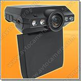 Миниатюрный автомобильный видеорегистратор с миниатюрной камерой